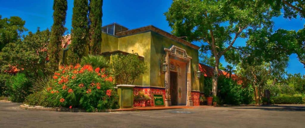 Fonda San Miguel in Austin, Texas is known for authentic Mexican food and the best margaritas