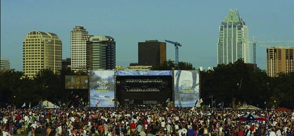 ACL skyline in 2006
