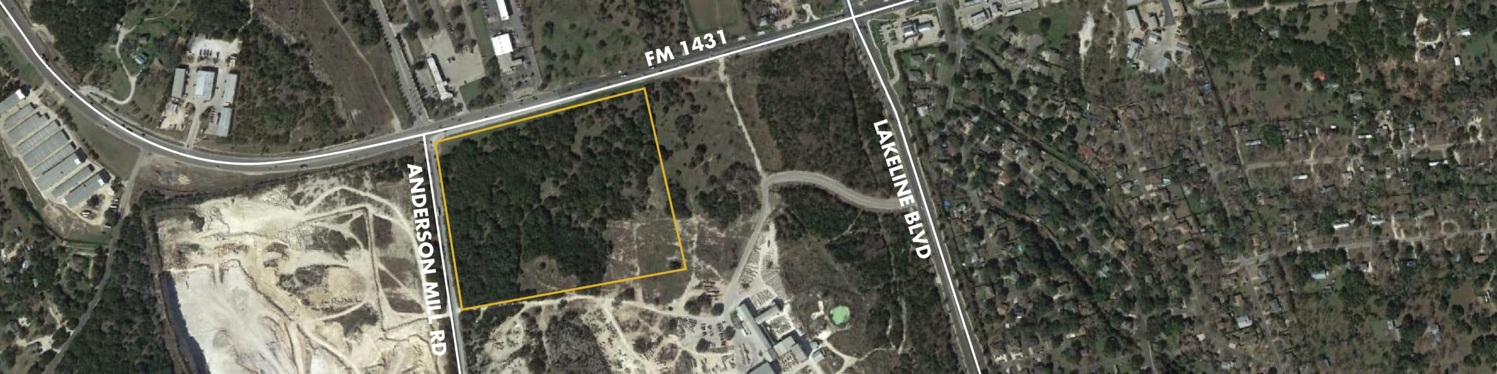 FM 1431 & Anderson Mill | Land for Sale in Cedar Park, Texas