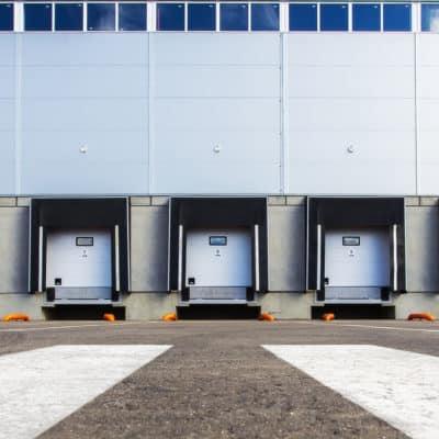 Warehouse Distribution Center | Industrial Park in Austin, Texas