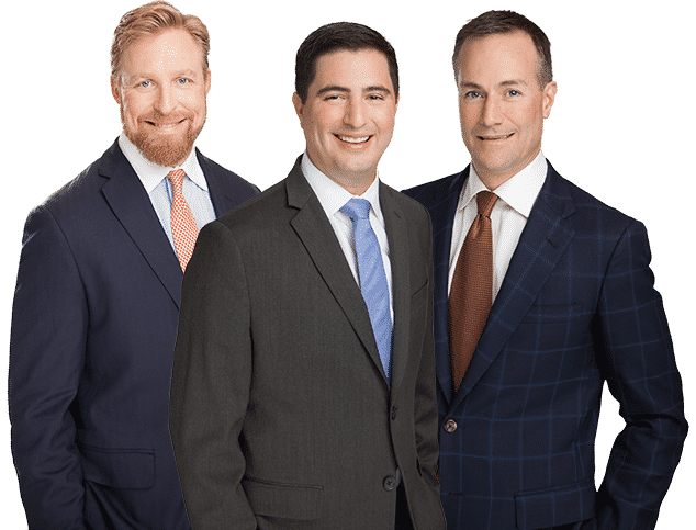 Commercial Real Estate Tenant Representation Brokers   Jay Lamy, Jon Wheless and Chris Perry