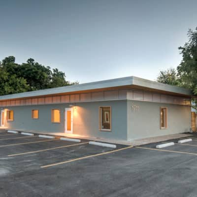 1711 Cesar Chavez | Creative Office Space in Austin, Texas