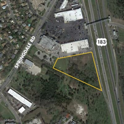 US-183 & Springdale Road Available Lot | Land for Sale in Austin, Texas
