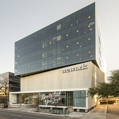 801 Barton Springs in Austin, Texas | WeWork Location