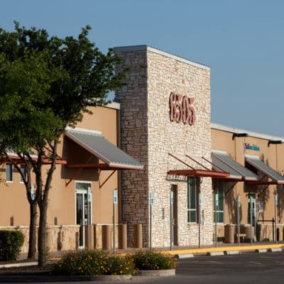Airport Center   6505 Airport Boulevard in Austin, Texas