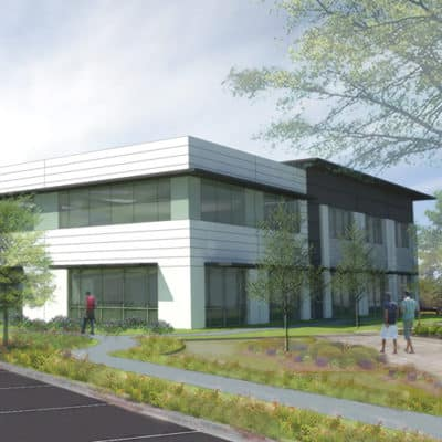Riata Crossing 6 Office Development in Northwest Austin, Texas | AQUILA Commercial