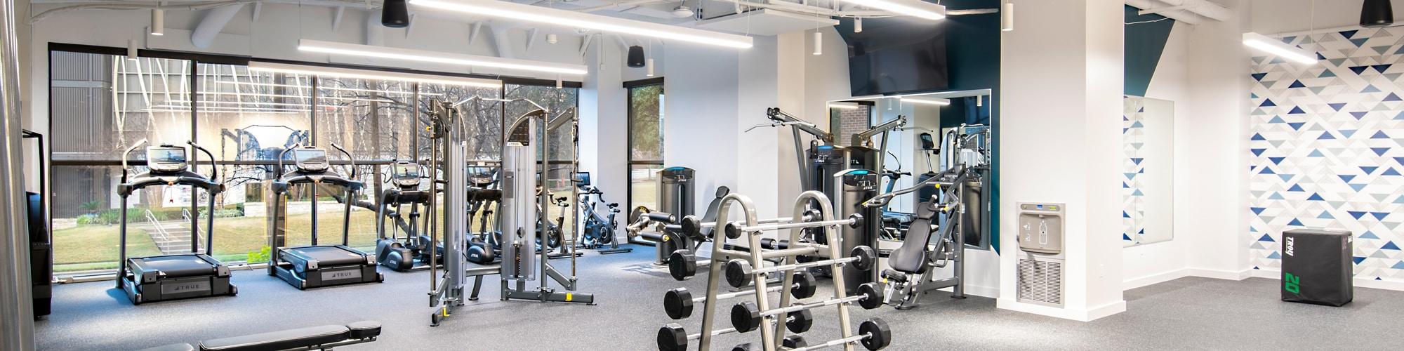 Hartland Plaza Gym