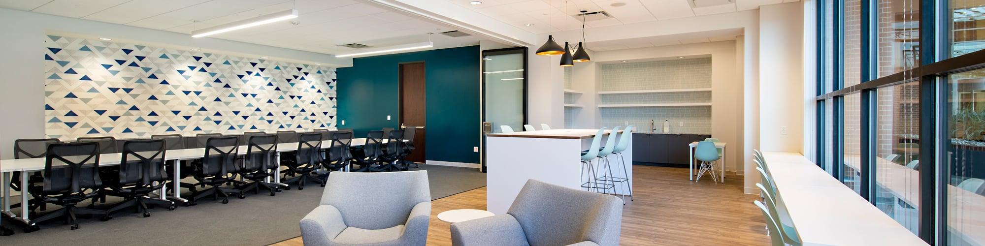Hartland Plaza Tenant Lounge
