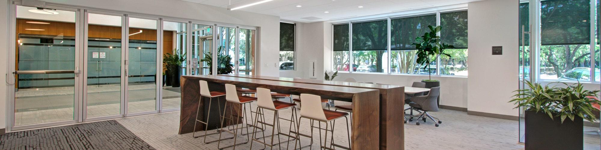 Braker Pointe Tenant Lounge
