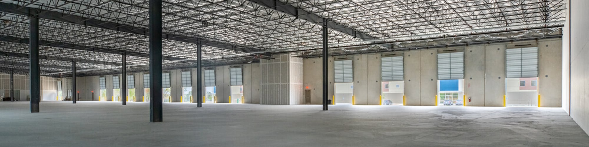 Brushy Creek Corporate Center - Building 1 - Available Warehouse Space