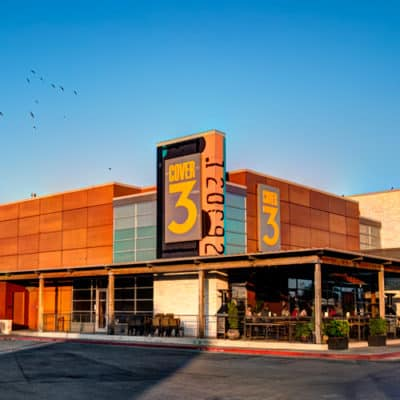 Cover 3 at The Village | 2700 W. Anderson Lane in Austin, Texas | AQUILA Commercial