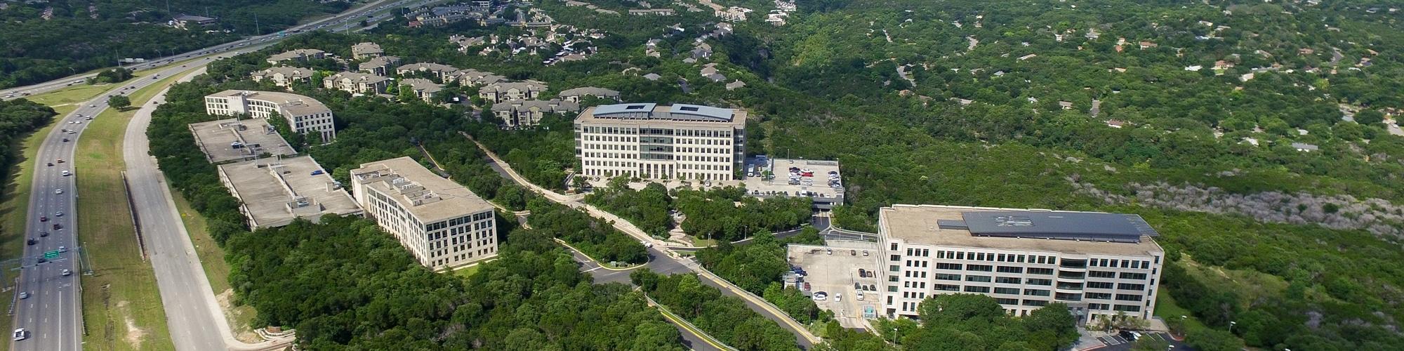 The Terrace | 2600 Via Fortuna Drive in Austin, Texas