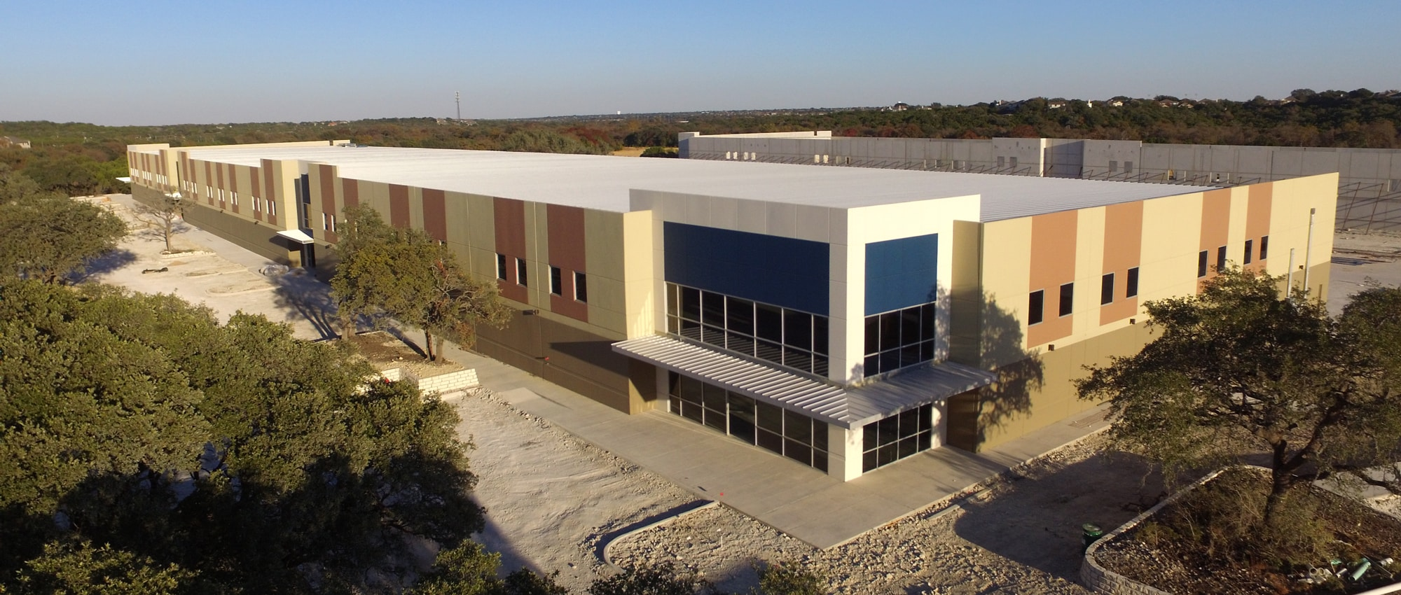 Brushy Creek Corporate Center