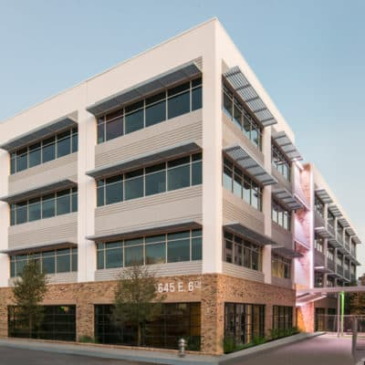 Eastside Village Office Property and Multifamily Development in East Downtown Austin, Texas | AQUILA Commercial