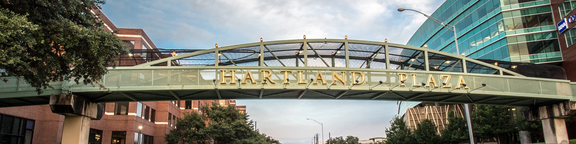 Hartland Plaza Shops Bridge | 1717 W. 6th Street in Austin, Texas