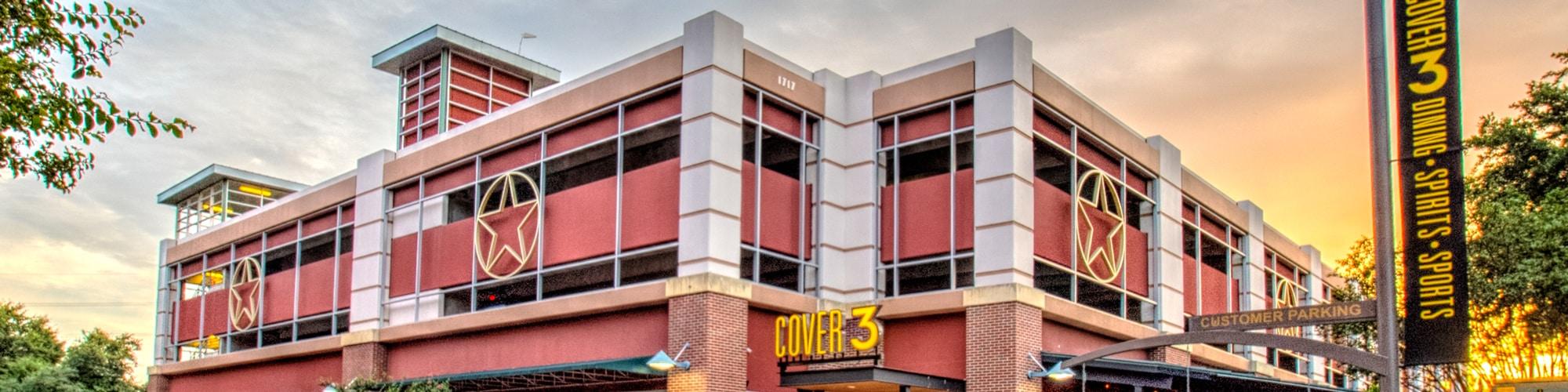 Hartland Plaza Shops Parking Garage | 1717 W. 6th Street in Austin, Texas