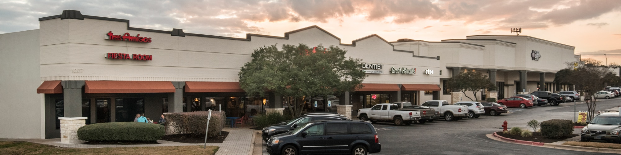 The Market at Slaughter Retail Center East End | 1807 West Slaughter Lane in Austin, Texas