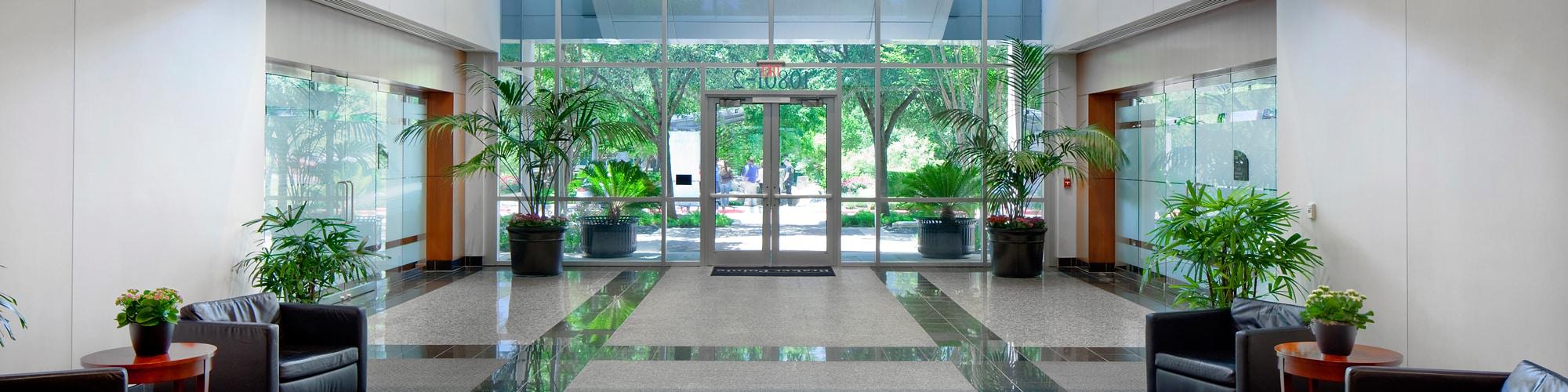 Braker Pointe I & II Lobby | 10801 N. Mopac Expressway in Austin, Texas