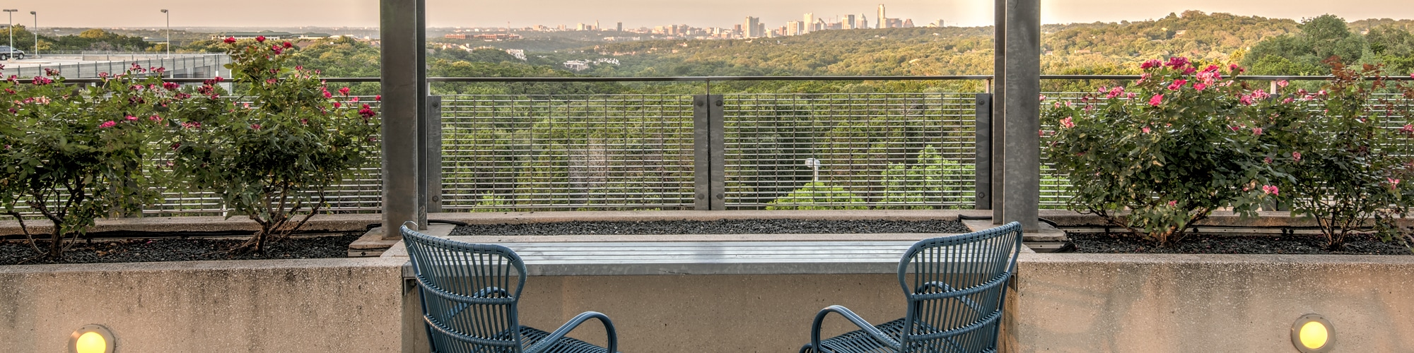 The Terrace Downtown View | 2600 Via Fortuna Drive in Austin, Texas