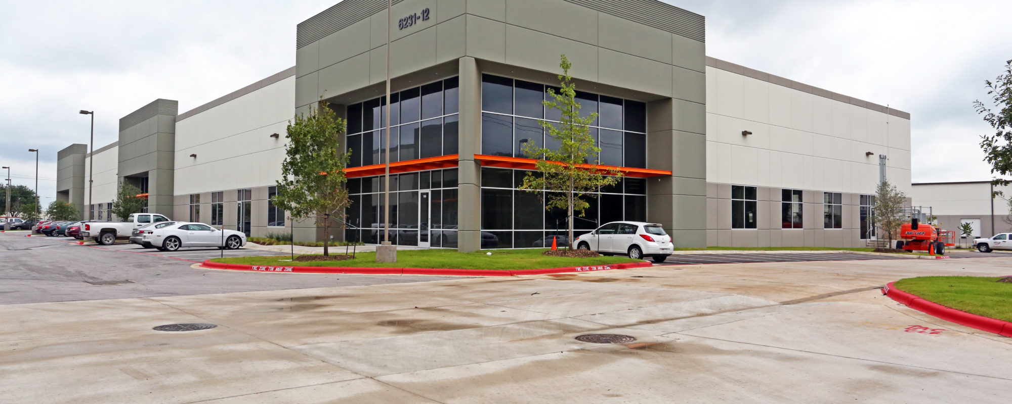 Expo Business Park   Industrial Property in Austin, Texas