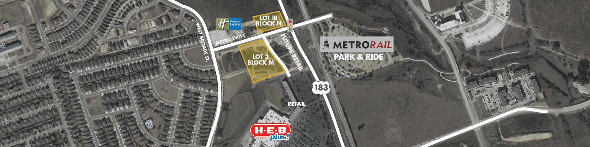 Metro Commercial Land | FM 2243 & US-183