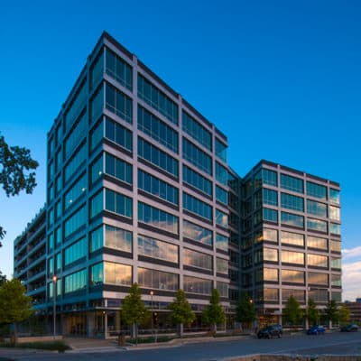 University Park Building Exterior | 3300 N. Interstate 35 in Austin, Texas