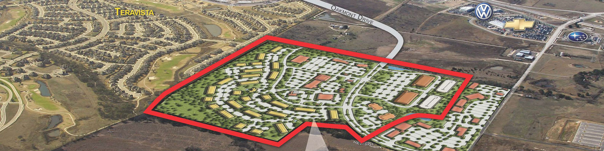 Westinghouse Land | 500 Westinghouse Drive in Georgetown, Texas