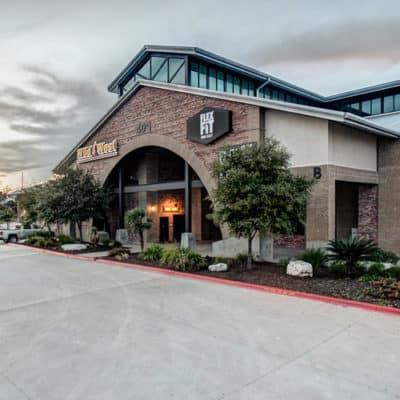 The Depot Center   401 East Whitestone Boulevard in Cedar Park, Texas