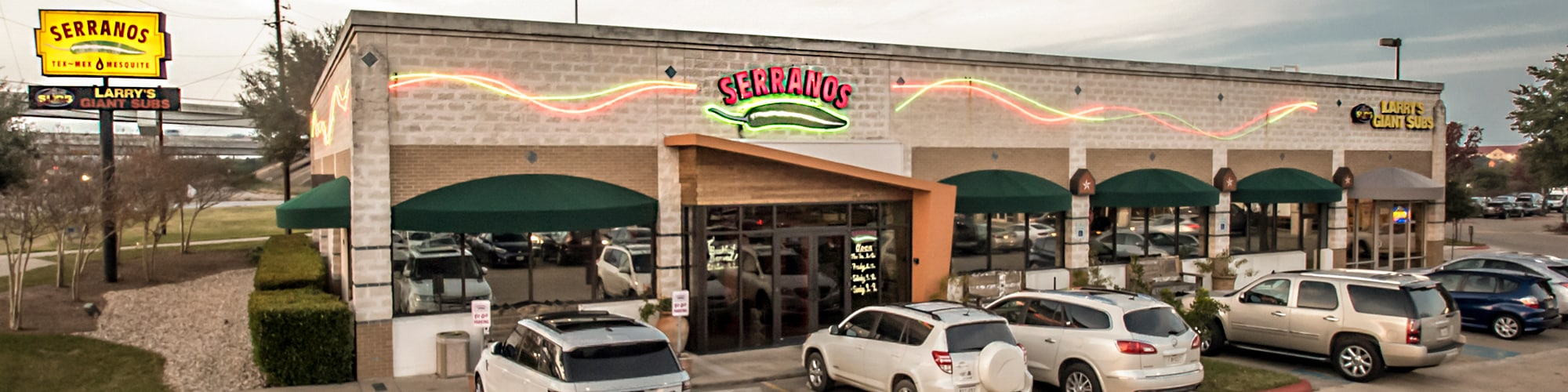 Serrano's at South Towne Square | 4970 US-290 West in Austin, Texas