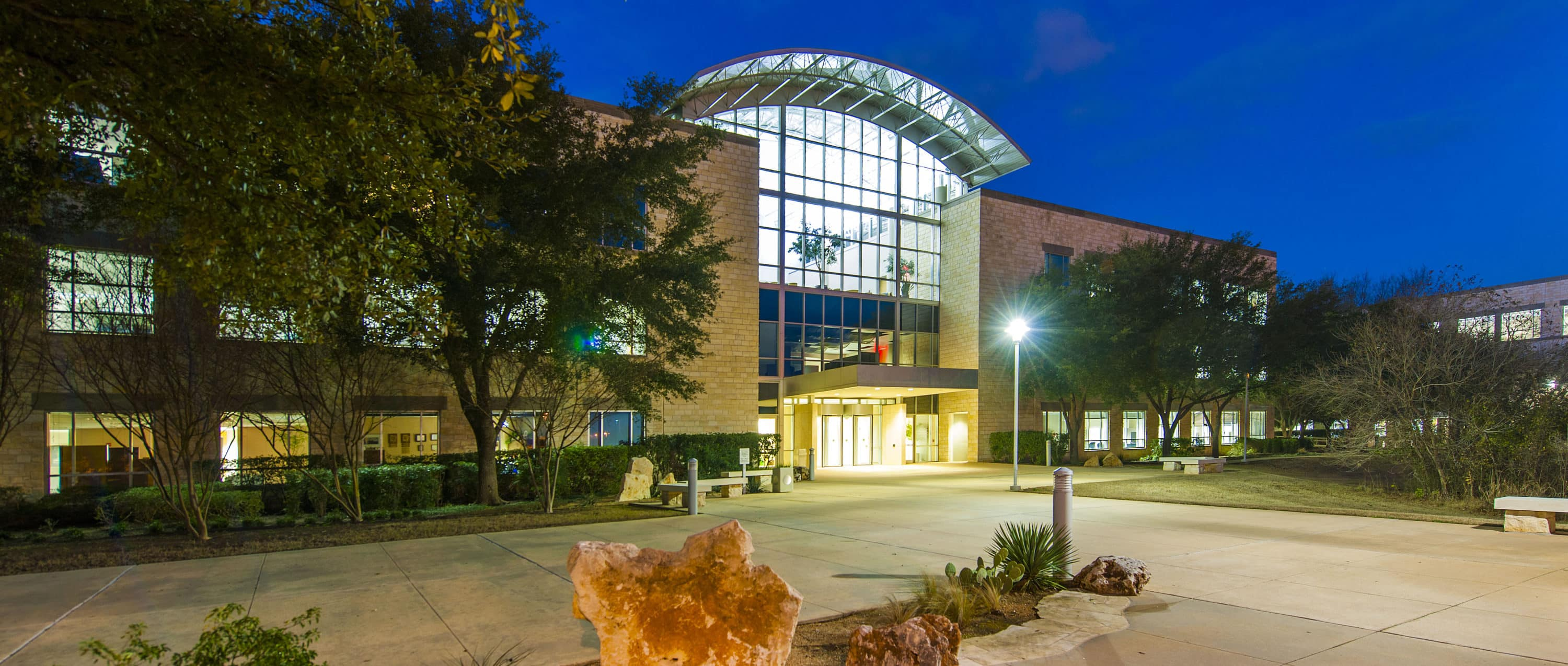 7700 Parmer Office Campus in northwest Austin, Texas