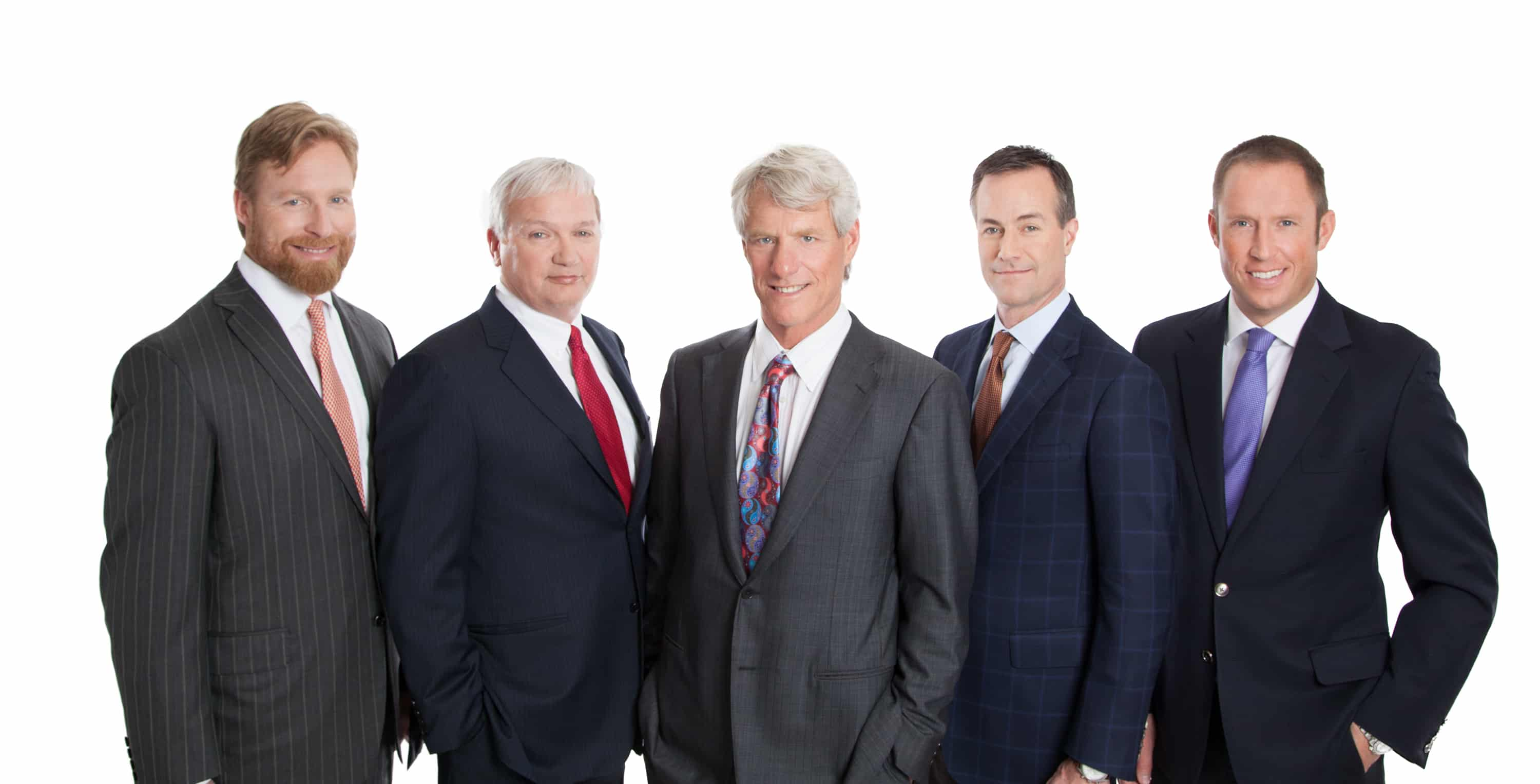 AQUILA's Founding Partners: Jay Lamy, Mike Murphy, Bart Matheney, Chris Perry and Chad Barrett