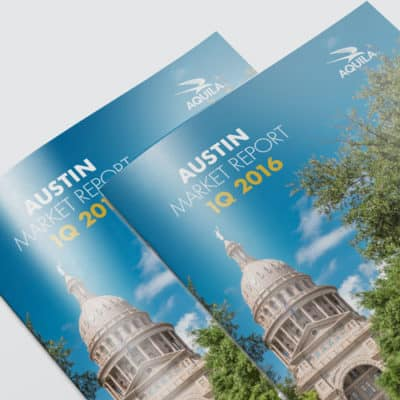 Q1 2016 Austin Market Report Cover Image