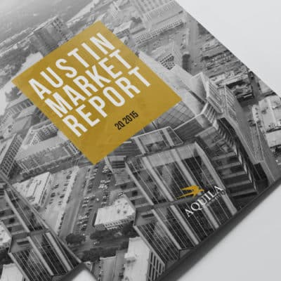 Q2 2015 Austin Market Research Cover