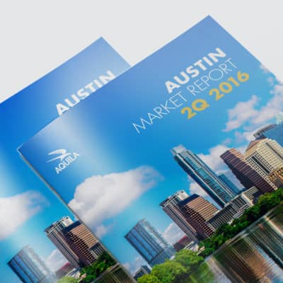 Q2 2016 Austin Market Report Cover Image