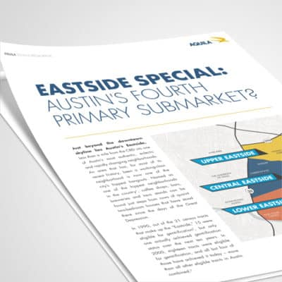 Q2 2016 Special Report Eastside Cover