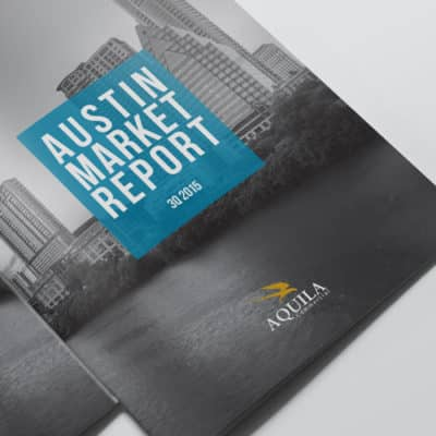 Q3 2015 Austin Market Research Cover