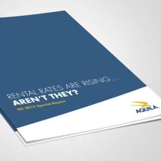 Q3 2015 Special Report Rental Rates Cover