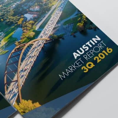 Q3 2016 Austin Market Report Cover Image