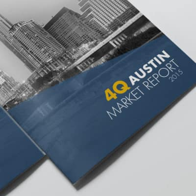 Q4 2015 Austin Market Research Cover