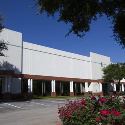 Tech Center exterior Austin, Texas