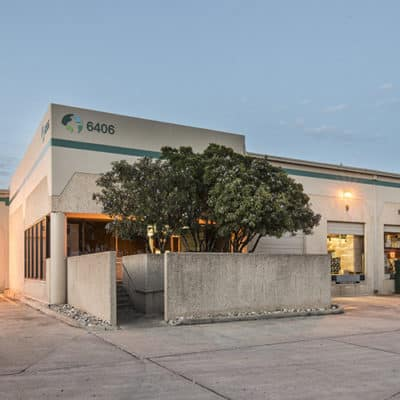Austin Industrial Warehouse, Getagadget Austin Headquarters