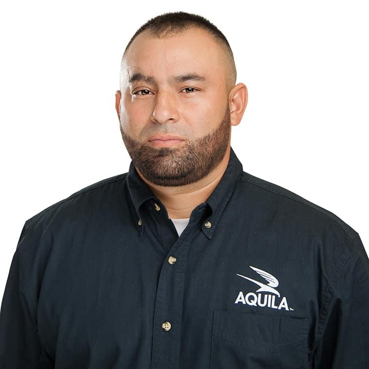 Fredis Arriaza   Maintenance   AQUILA Commercial