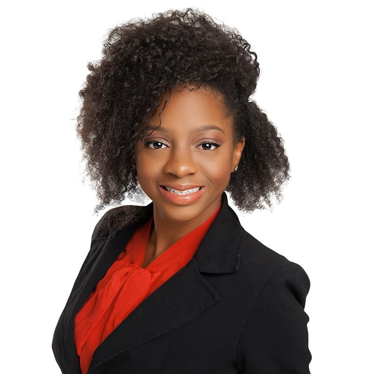 Marsherrie Madkins | Operations Assistant | AQUILA Commercial