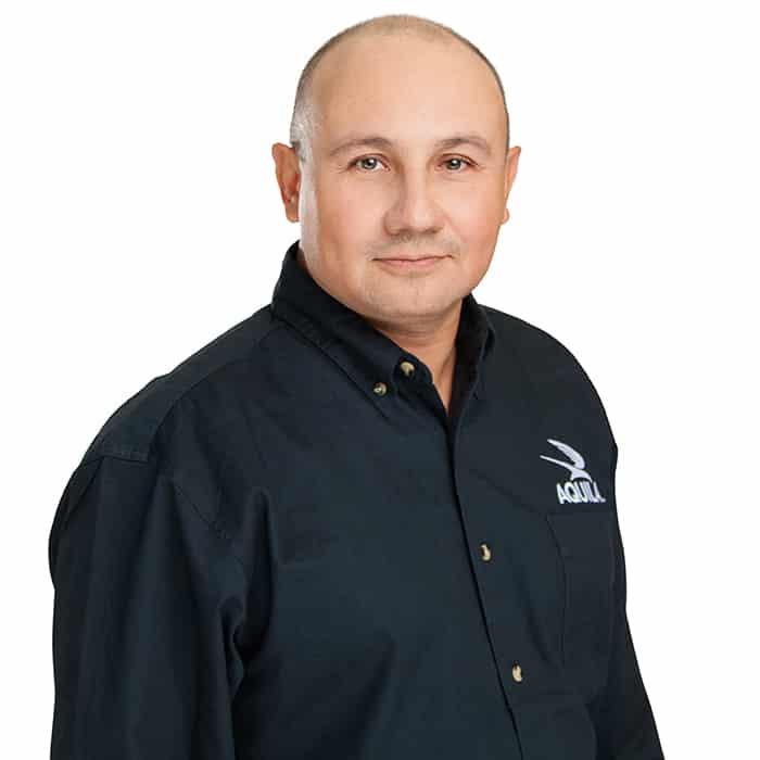 Juan Martinez   Maintenance   AQUILA Commercial