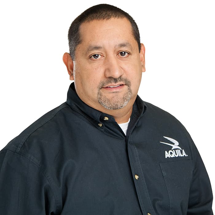 Mike Escobar | Assistant Chief Engineer | AQUILA Commercial