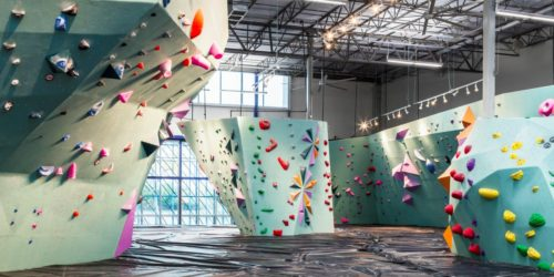 The Austin Bouldering Project in East Austin, Texas | Best of East Austin