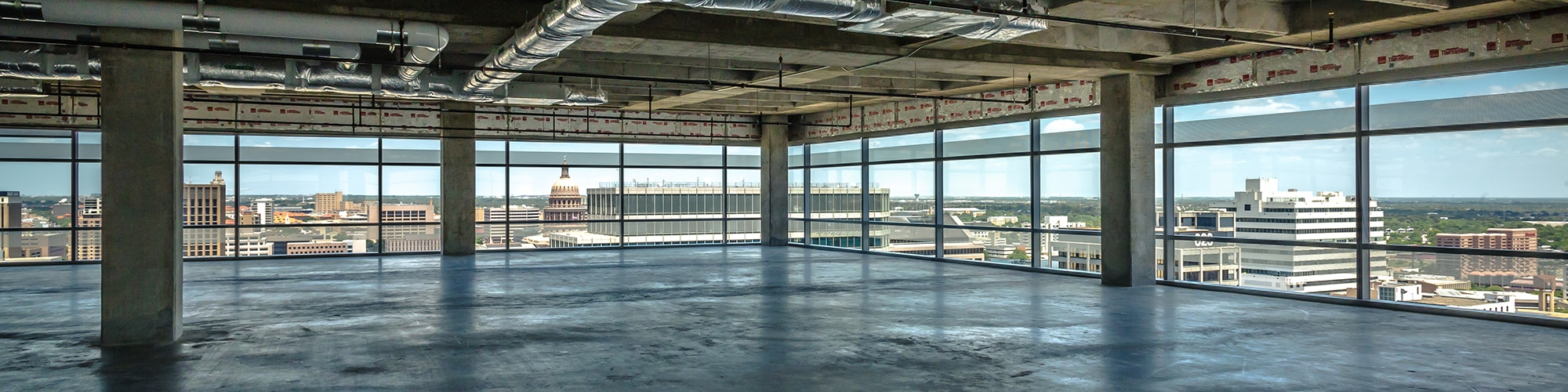 210 West 7th Street | The University of Texas System Building Interior