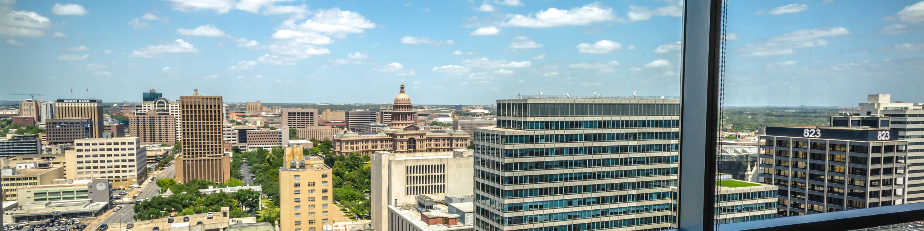 210 West 7th Street | The University of Texas System Building Views
