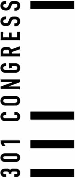 301 Congress Logo