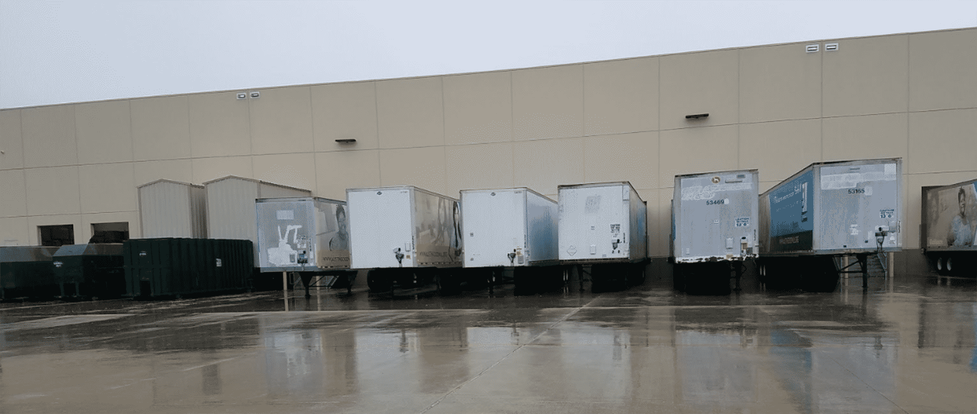 Goodwill North Austin Outlet Industrial Loading